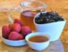 Raspberry Black tea and berry